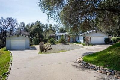 Oakhurst Single Family Home For Sale: 40298 Five Oaks Circle