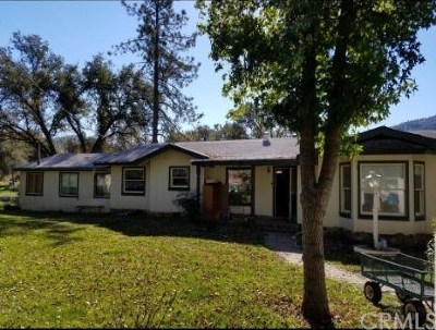 Ahwahnee Single Family Home For Sale: 41829 Road 600