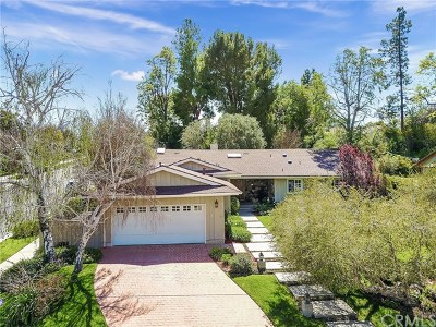 Woodland Hills Single Family Home For Sale: 23930 Nomar Street