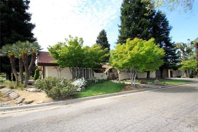 Madera Single Family Home For Sale: 1812 W Park Drive