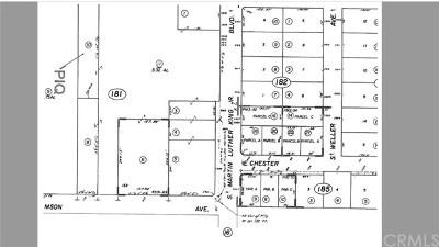 Fresno Residential Lots & Land For Sale: 739 E Samson Avenue