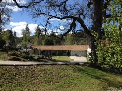Oakhurst Single Family Home For Sale: 39549 Pierce Lake Drive