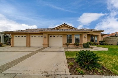 Madera Single Family Home For Sale: 10 Meadows Loop