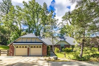 Oakhurst Single Family Home For Sale: 50576 Granite Butte Way