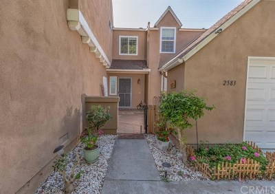 Carlsbad Condo/Townhouse For Sale: 2583 Regent Road