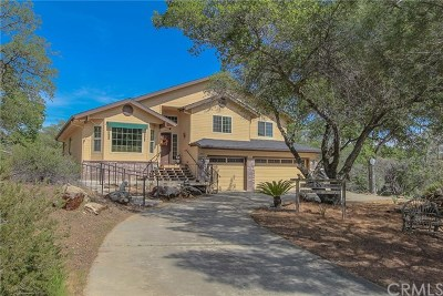Coarsegold Single Family Home For Sale: 30025 N Dome Drive