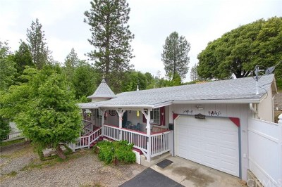 Oakhurst Single Family Home For Sale: 41864 Crass Drive