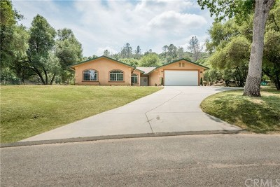 Coarsegold Single Family Home For Sale: 47614 Willow Pond Way