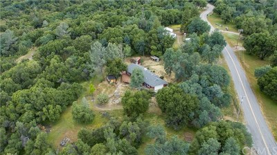Oakhurst Single Family Home For Sale: 40674 Jean Rd W