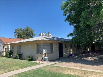 Fresno Multi Family Home For Sale: 3475 E McKinley Avenue
