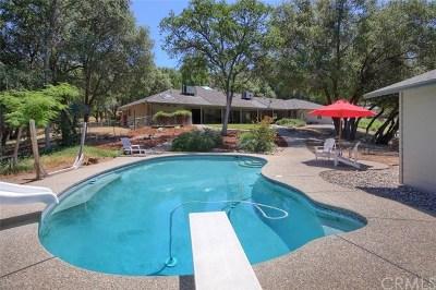 Oakhurst Single Family Home For Sale: 50965 Highland View Lane