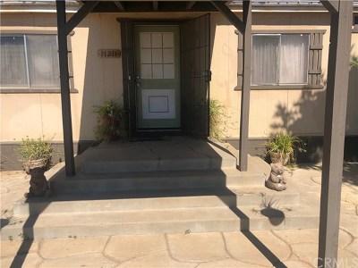 Madera Single Family Home For Sale: 11211 Indiana Avenue