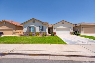Atwater Single Family Home For Sale: 1522 Cloverfield Court