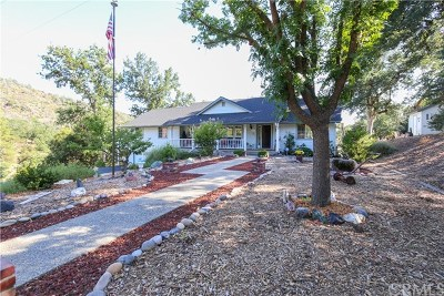 Oakhurst Single Family Home For Sale: 41715 River Falls Road