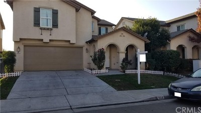 Madera Single Family Home For Sale: 866 Papaya Street