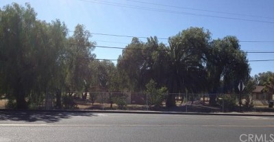 Riverside Residential Lots & Land For Sale: 16201 Washington Street
