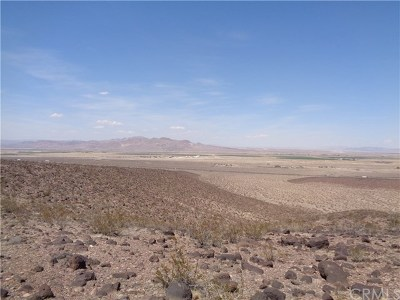 Newberry Springs Residential Lots & Land For Sale: 1 Rocky View Road
