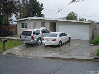 Riverside Single Family Home For Sale: 6592 Villa Vista Drive
