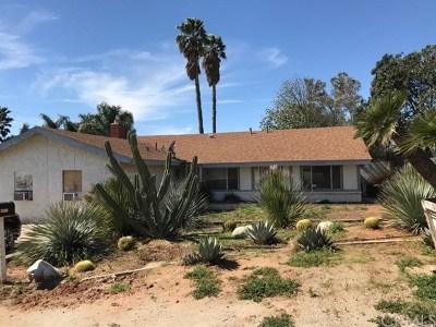 Riverside Single Family Home For Sale: 3957 Avon Street