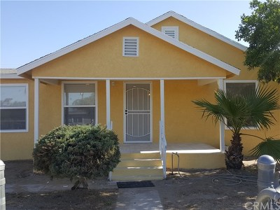 Riverside Single Family Home For Sale: 5351 El Rio Avenido