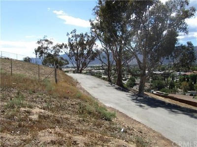 Lake Elsinore Residential Lots & Land For Sale: Baily