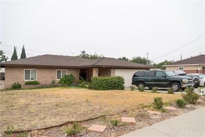 Fontana Single Family Home For Sale: 17555 Merrill Avenue