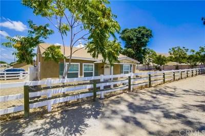 Norco Multi Family Home For Sale: 3931 Hillside Avenue