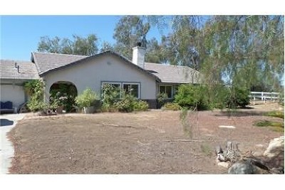 Perris Single Family Home For Sale: 18375 El Nido