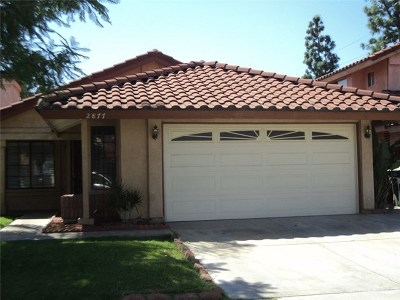 Rialto Single Family Home For Sale: 2877 Park Vista Drive