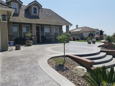 Norco Single Family Home For Sale: 1572 El Paso Drive