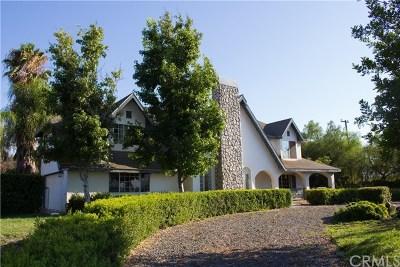 Perris Single Family Home For Sale: 18060 Cedar Street