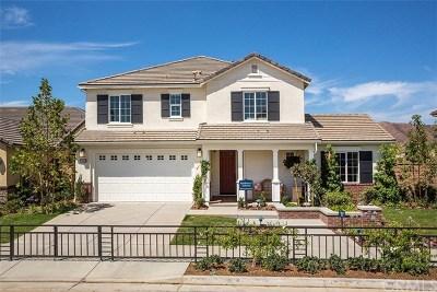 Menifee Single Family Home For Sale: 28051 Millstream Court