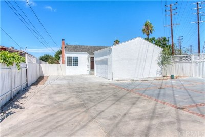 North Hollywood Single Family Home For Sale: 6427 Klump Avenue