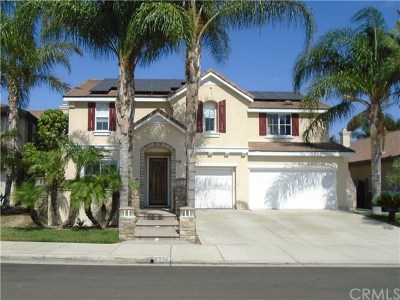 Eastvale Single Family Home For Sale: 7256 Spindlewood Drive
