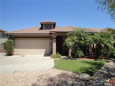 Rancho Cucamonga CA Single Family Home Active Under Contract: $575,000