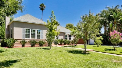 Riverside Single Family Home For Sale: 3731 Mariella Street