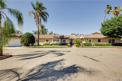 Riverside Single Family Home For Sale: 1525 Heather Lane