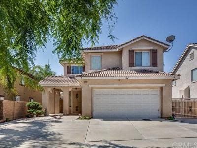 Rancho Cucamonga CA Single Family Home For Sale: $529,000