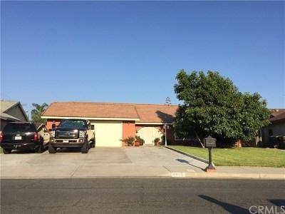 Riverside Single Family Home For Sale: 4495 Jones Avenue