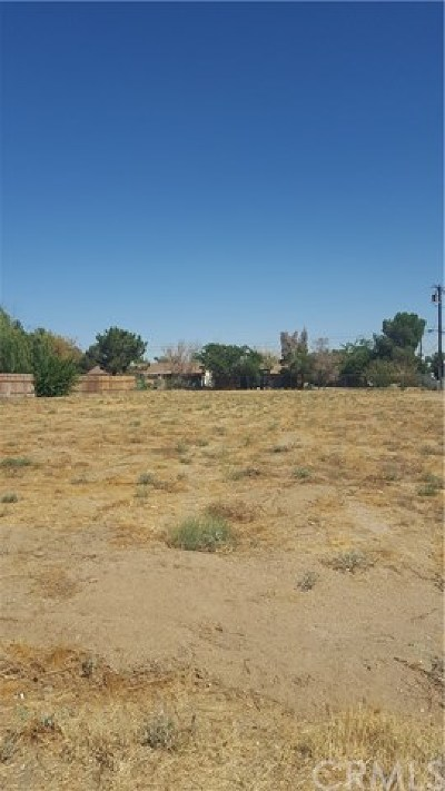 Victorville Residential Lots & Land For Sale: Manzano Rd