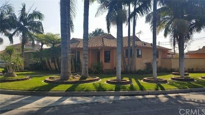 Downey Single Family Home For Sale: 7400 Noren Street