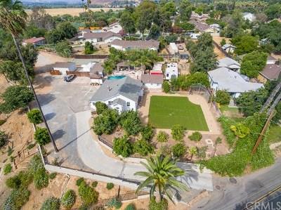 Riverside Single Family Home For Sale: 4977 Rubidoux Avenue