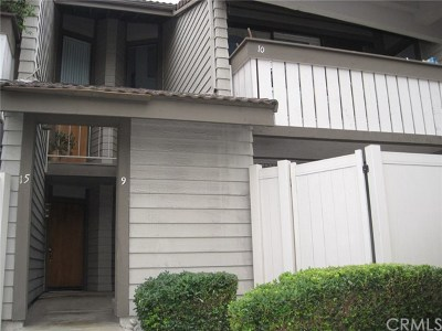 Pomona Condo/Townhouse For Sale: 9 Carriage Way