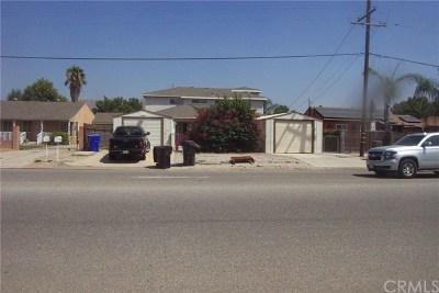 Riverside Single Family Home For Sale: 8563 Galena Street