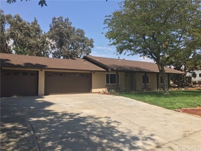 Jurupa Single Family Home Active Under Contract: 9431 Stirrup Street