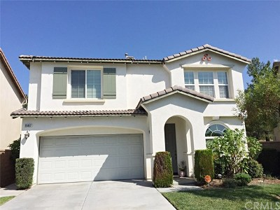 Yucaipa Single Family Home For Sale: 33457 Wallace Way