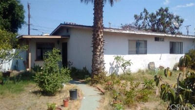 Anaheim Single Family Home Active Under Contract: 3181 Polk W