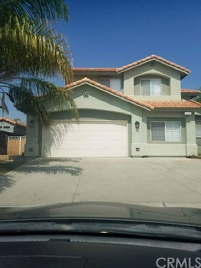 Jurupa Single Family Home For Sale: 4498 Corte Entrada