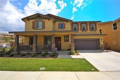 Corona Single Family Home For Sale: 11891 Bunting Circle