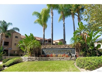 Corona Condo/Townhouse For Sale: 2500 San Gabriel Way #206